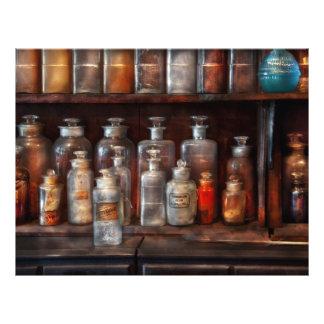 Pharmacy - The Chemistry Set Full Color Flyer
