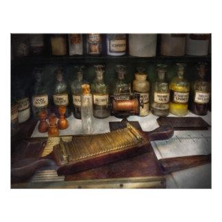 Pharmacy - The dispensary 21.5 Cm X 28 Cm Flyer
