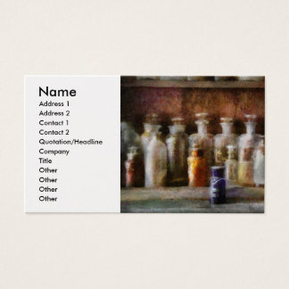 Pharmacy - The Medicine Counter Business Card