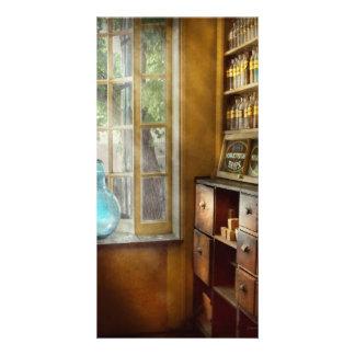 Pharmacy - The show globe Photo Cards