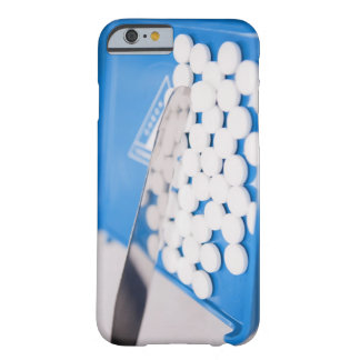 Pharmacy tools, pills, medication barely there iPhone 6 case