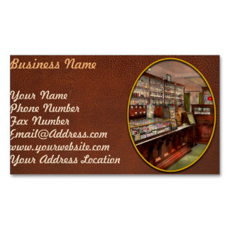 Pharmacy - We have the solution 1934 Magnetic Business Cards