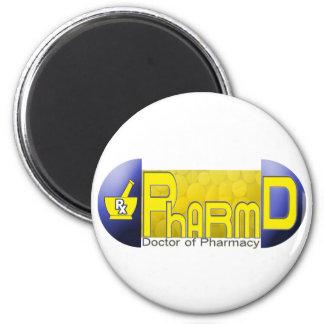 PharmD - Doctor of Pharmacy PILL Magnets