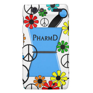 PharmD iPhone and Electronics Cases Droid RAZR Cover