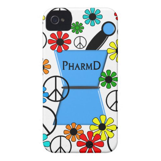 PharmD iPhone and Electronics Cases iPhone 4 Cases