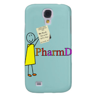 PharmD Pharmacy Student Gifts Galaxy S4 Cover