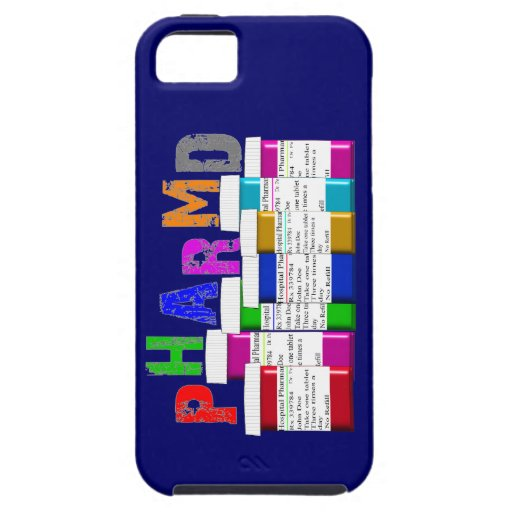 PharmD Vibe iPhone 5 Case