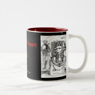 Pharohs and Ghouls Mug