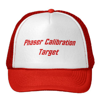 Phaser Calibration Target Cap