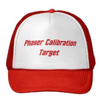Phaser Calibration Target Trucker Hat