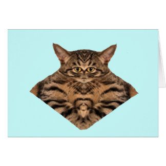 PHAT CAT GREETINGS CARDS