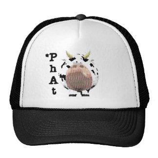 phat cow mesh hat