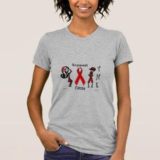 Phat Diva & Phat Franky AIDS Tee Shirt