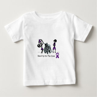 phat diva  phat franky - cure paralysis purple baby T-Shirt