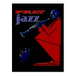 Phat Jazz Postcard