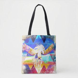 Phate-Arcynn Ahnna Jha Unicorn Tote Bag