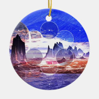 Phate-The Syroxian Sea Christmas Ornament