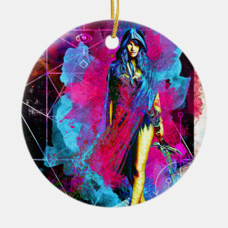 Phate-Zyllandria Christmas Ornament