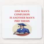 PHD MOUSE PAD