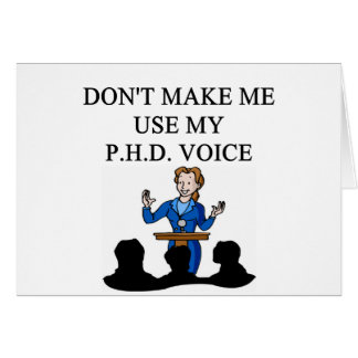 PHD voice Card