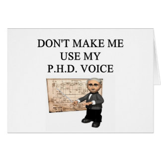 PHD voice Cards
