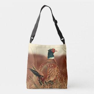Pheasant Crossbody Bag