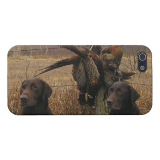 Pheasant Hunting iPhone 5 Cover
