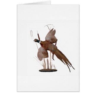 Pheasant Mount Card
