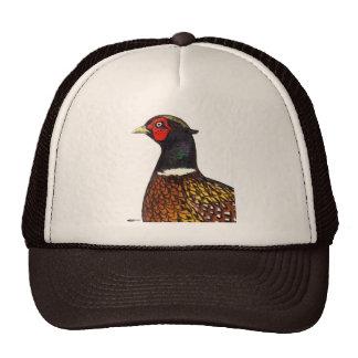 Pheasant:  Ringneck Head Cap