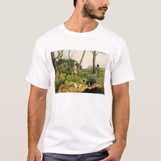 'Pheasant Shooting', pub. by Thomas McLean, 1820 ( T-Shirt