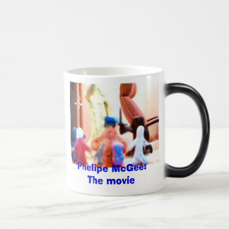 Phelipe McGee: The movie Coffee Mug