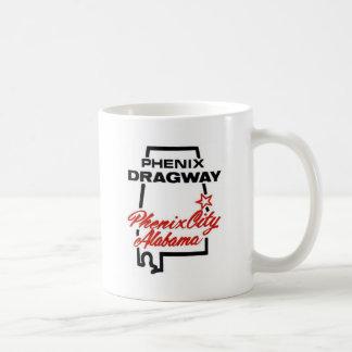 phenix Dragway Basic White Mug