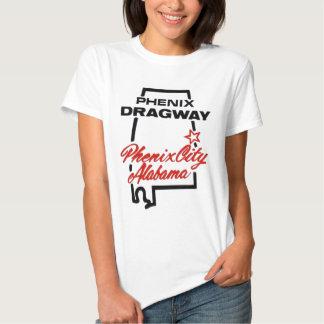 phenix Dragway T-shirts