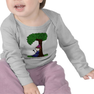 phg next to tree t shirts