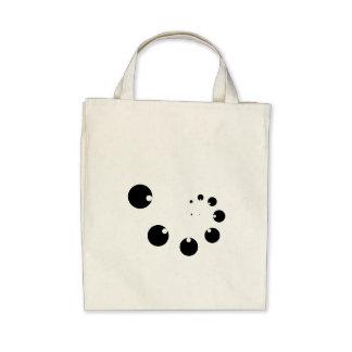 Phi Bubbles Tote Bags