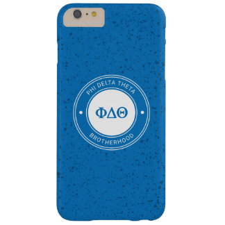 Phi Delta Theta   Badge Barely There iPhone 6 Plus Case