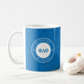 Phi Delta Theta | Badge Coffee Mug
