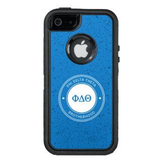 Phi Delta Theta | Badge OtterBox Defender iPhone Case