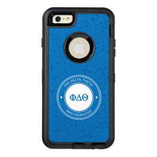 Phi Delta Theta | Badge OtterBox Defender iPhone Case