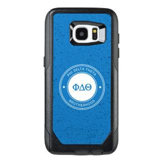 Phi Delta Theta | Badge OtterBox Samsung Galaxy S7 Edge Case
