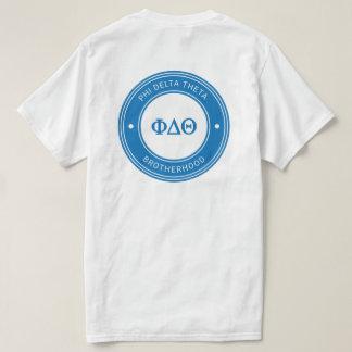 Phi Delta Theta | Badge T-Shirt