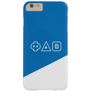 Phi Delta Theta | Greek Letters Barely There iPhone 6 Plus Case