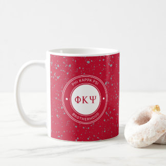 Phi Kappa Psi | Badge Coffee Mug