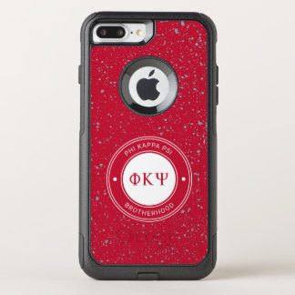 Phi Kappa Psi | Badge OtterBox Commuter iPhone 8 Plus/7 Plus Case