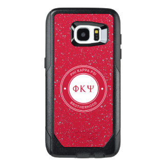 Phi Kappa Psi | Badge OtterBox Samsung Galaxy S7 Edge Case