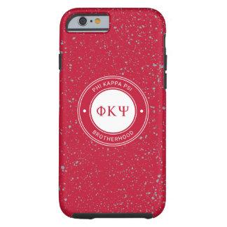 Phi Kappa Psi   Badge Tough iPhone 6 Case