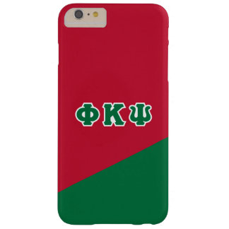Phi Kappa Psi   Greek Letters Barely There iPhone 6 Plus Case