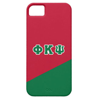 Phi Kappa Psi   Greek Letters Case For The iPhone 5