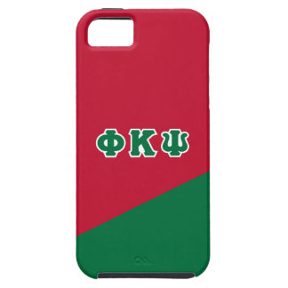 Phi Kappa Psi   Greek Letters iPhone 5 Case