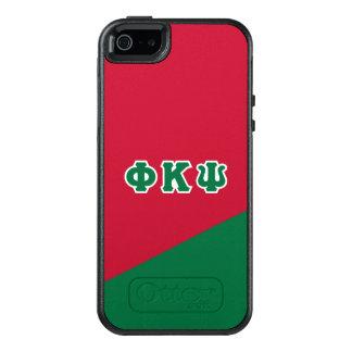 Phi Kappa Psi   Greek Letters OtterBox iPhone 5/5s/SE Case